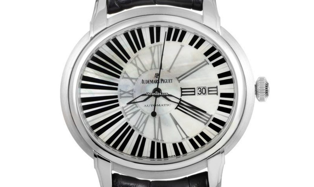 Audemars Piguet Millenary Automatic Piano Forte Limited 15325BC.OO.D102CR.01