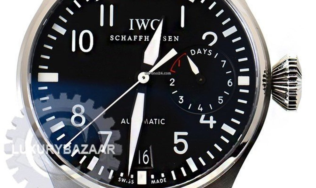 IWC Big Pilots 2006 IW500401