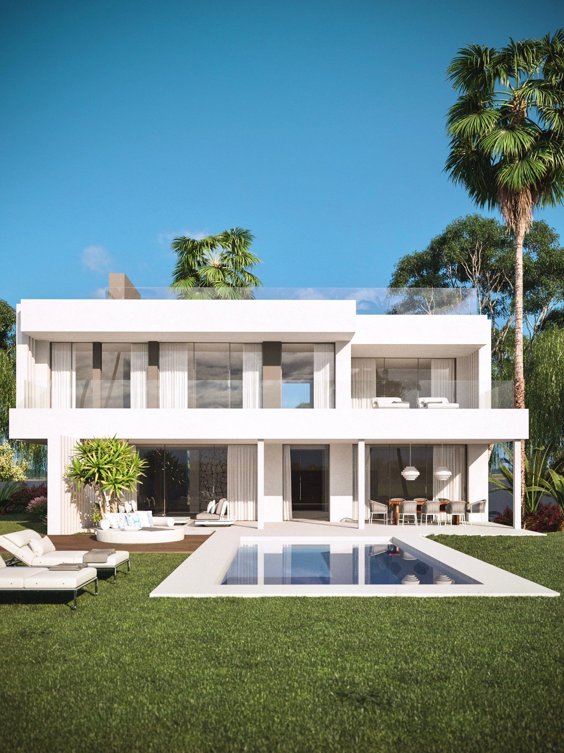 Villa in Marbella, Andalusia, Spain 1 - 10463997