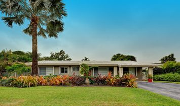 House in Wilton Manors, Florida, United States of America