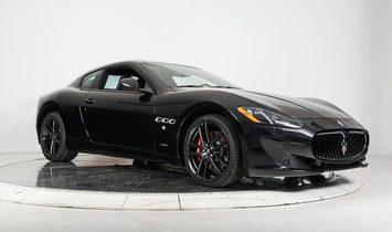 2017 Maserati GranTurismo MC Sport
