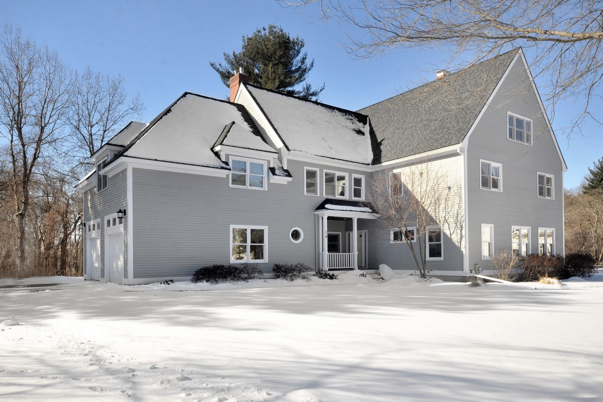 House in Concord, Massachusetts, United States 1