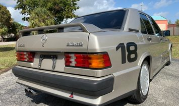 Mercedes-Benz 190E 2.3-16