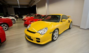 2001 Porsche 911 GT2