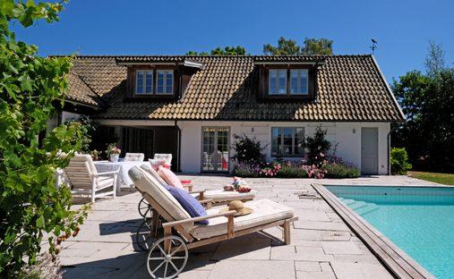 House in Båstad V, Skåne län, Sweden