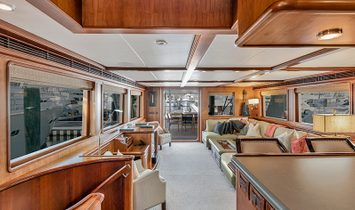 MS. MONICA 80' (24.38m) Outer Reef Yachts 2007