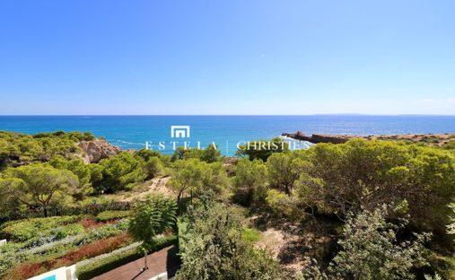Villa in Cap Martinet, Illes Balears, Spain
