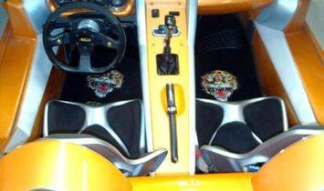 K1 Concept Faresi F1 Supercar!