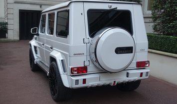 2016 Mercedes-Benz G 63 AMG
