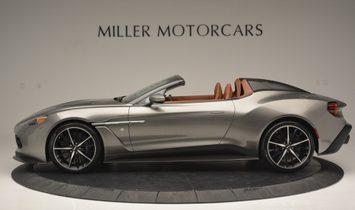 Aston Martin Zagato Speedster