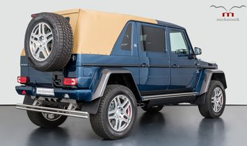 Mercedes-Benz G650 Maybach Landaulet