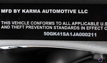 2018 Karma Revero