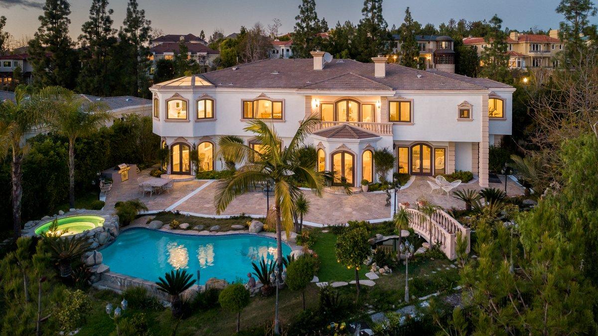 Estate in Los Angeles, California, United States 1