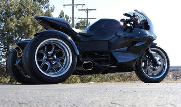 MTT 420RRT Turbine Powered SuperTrike