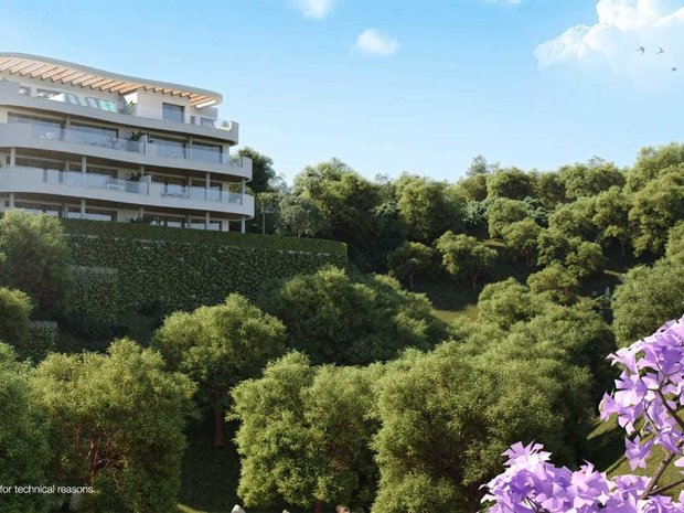 Penthouse in Benalmádena, Andalusia, Spain 1
