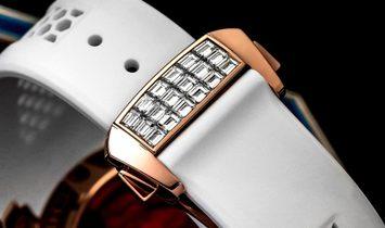 Jacob & Co. 捷克豹 [NEW] EPIC-X Chrono Baguette EC422.40.BW.RD.A (Retail: HK$6,000,000)