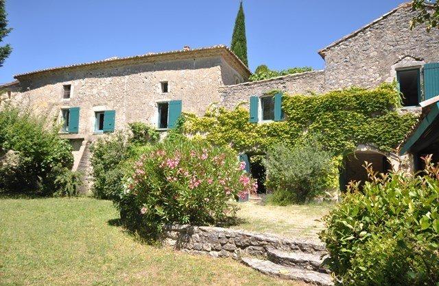 House in Uzès, Occitanie, France 1