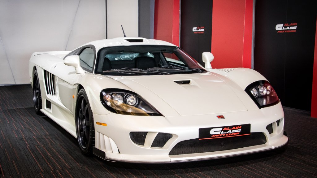 Saleen S7 For Sale >> Saleen S7 Twin Turbo 2007