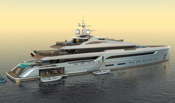 PLATINUM 70M 230' (70.10m) Custom Motoryacht 2023