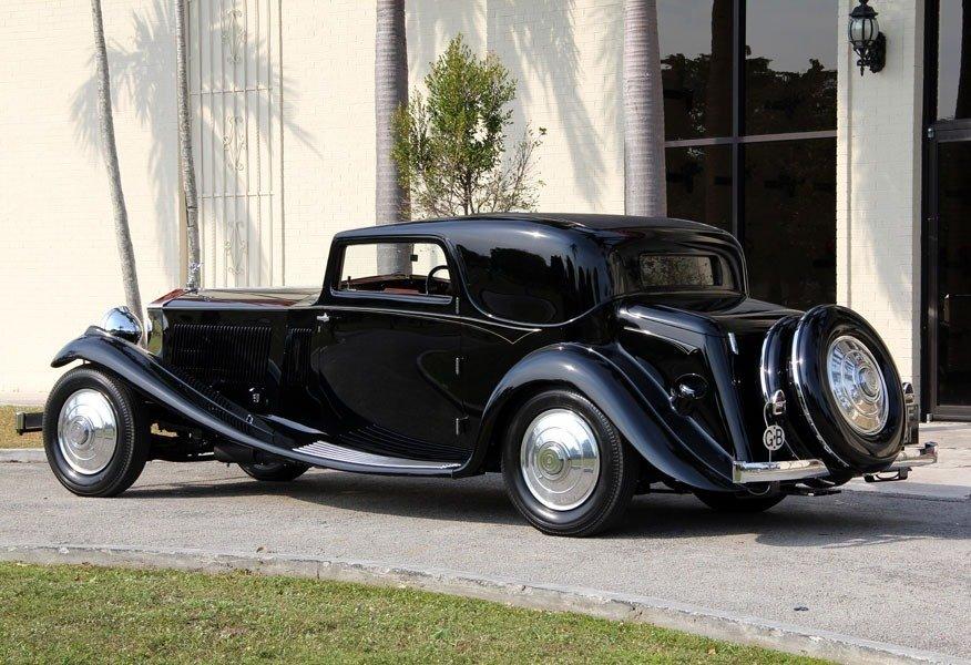 1933 Rolls Royce Phantom In North Miami Fl Fl United