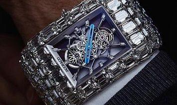 Jacob & Co. 捷克豹 NEW & UNIQUE The Billionaire BL100.30.BD.AB.A30BA (Retail:CHF 18'000'000)