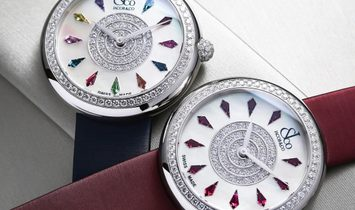 Jacob & Co. 捷克豹 [NEW] Brilliant Red Sapphire BQ030.10.RO.KE.A (Retail:CHF 20'000)