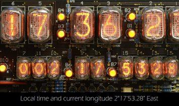 The Legendary 4004 Reborn - The Retro Futurist Time Collection