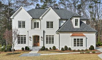 House in Sandy Springs, Georgia, United States of America