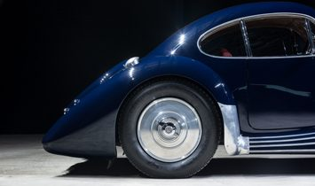 1951 Bentley Mark VI rwd