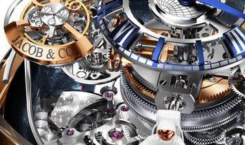 Jacob & Co. 捷克豹 [NEW] Astronomia Maestro AM500.40.AC.SD.D