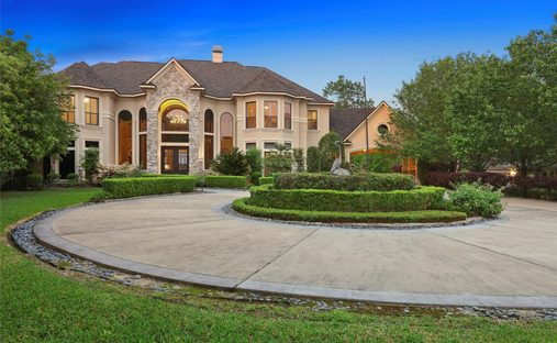 House in Humble, Texas, United States