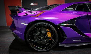 2019 Lamborghini SVJ