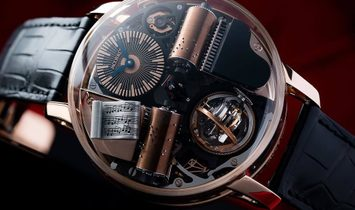 Jacob & Co. 捷克豹 [NEW] Opera By Godfather Musical Watch Boutique Only OP110.40.AD.AB.A