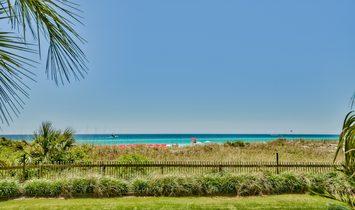 Sandestin Condo With Coastal Furnishings And Emerald Water Beach Views