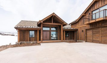 Expanded Juniper Cabin With Spectacular Views!