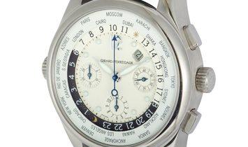 Girard Perregaux Girard Perregaux WW.TC Watch 49850-53-151-BA6A