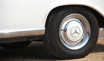 1967 Mercedes-Benz 250 SEC