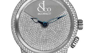 Jacob & Co. 捷克豹 [NEW] Caligula Full Pave Diamonds CL100.30.RD.AB.A