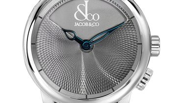 Jacob & Co. 捷克豹 NEW & LIMITED 69 PIECE Caligula White Gold CL100.30.NS.AB.A (Retail:HK$658,700)