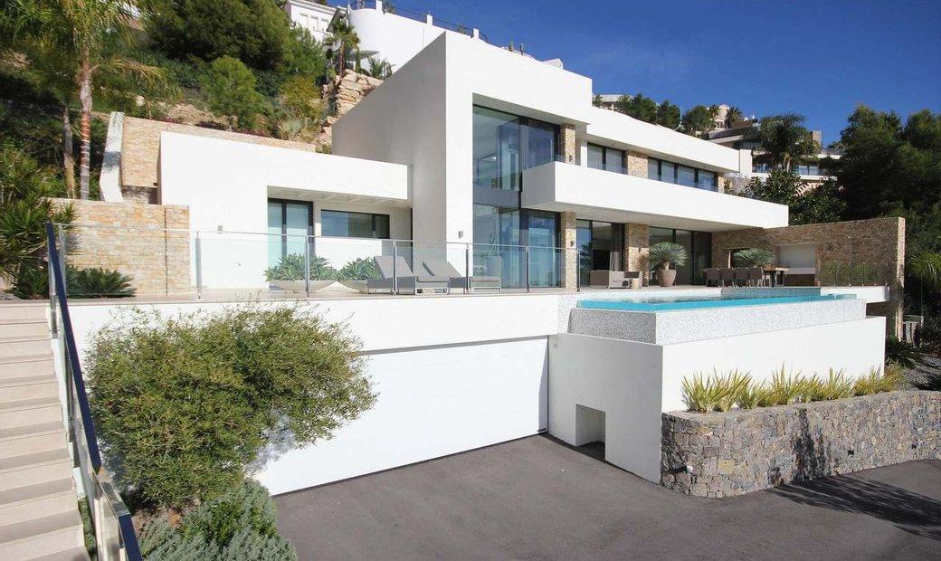 Amazing house in Altea, Costa Blanca