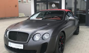Bentley GTC Supersports