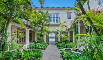 Romantic Luxury Villa in Ocean Club Estates - MLS 34548
