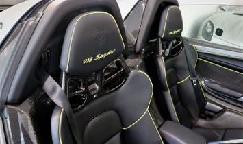 Porsche 918 full Carbon
