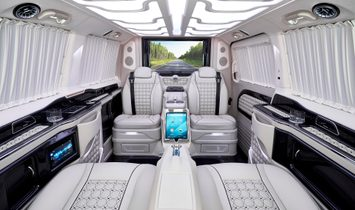 Time for Discover Journey of Luxury by DizaynVip - Luxury Van DV - Ross -