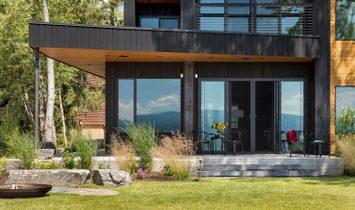 Custom Flathead Lake Home