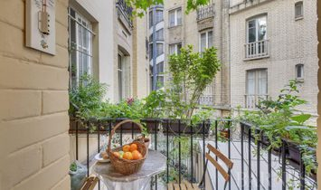 Sale - Apartment Paris 15th