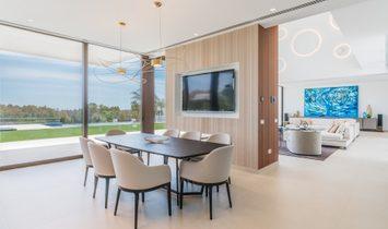 New Ultra Modern Villa in Alqueria, Marbella, Spain