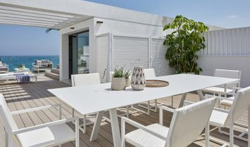 Luxury Townhouse Front Line Beach Estepona