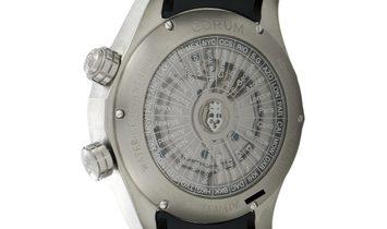 Corum Corum Admiral Legend 47 Worldtimer Watch 637.101.04/F371 AN03