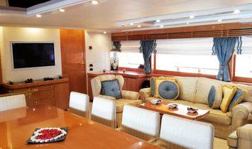 High Speed 40m Mega Yacht